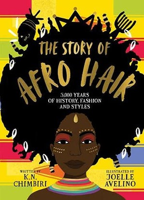 The Story Of Afro Hair