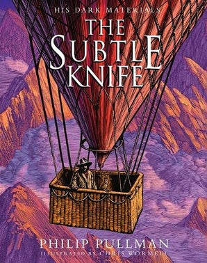 The Subtle Knife Illustrated Edition