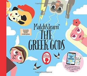 Match and Learn: The Greek Gods