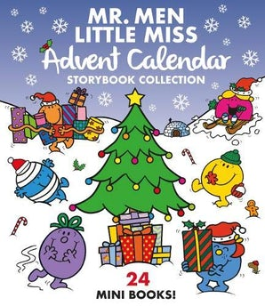 Mr Men Advent Calendar