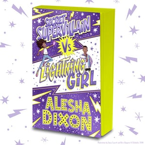 Lightning Girl: Secret Supervillains Vs Lightning Girl