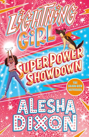 Lightning Girl: Superpower Showdown