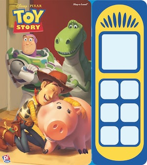 Little Sound Book: Toy Story 4