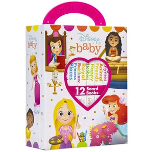 My First Library - Disney Baby: Disney Princess