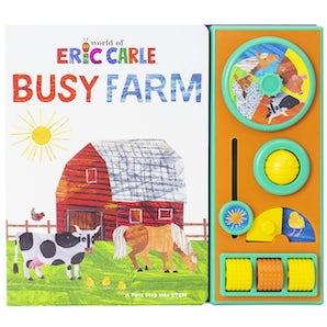 Eric Carle Busy Farm