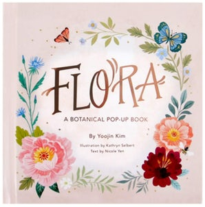 Flora: A Botanical Pop-Up Book