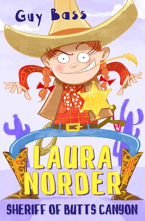 Laura Norder: Sheriff of Butts Canyon