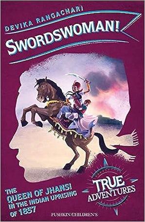 Swordswoman!