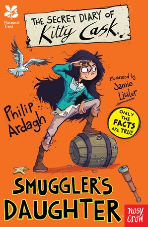 The Secret Diary of Kitty Cask, Smuggler's Daughter