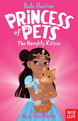 The Princess of Pets: The Naughty Kitten