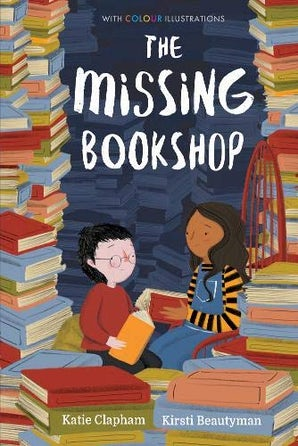 The Missing Bookshop