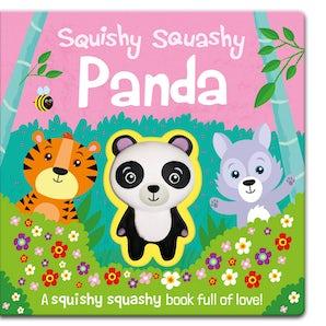 Squishy Squashy Panda