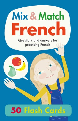 Mix & Match Flashcards: French