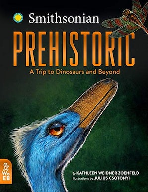 Prehistoric: Dinosaurs, Megalodons and Other Fascinating Creatures of the Deep Past