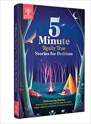 Five Minute Really True Stories for Bedtime