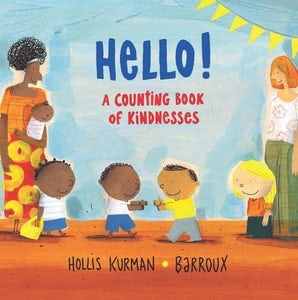 Hello! A Couting Bookof Kindnesses