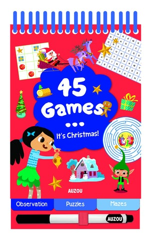 45 Games: It's Christmas
