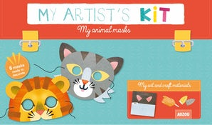 Artist Kit: Animal Masks