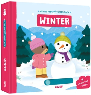 My First Animated Board Book: Winter