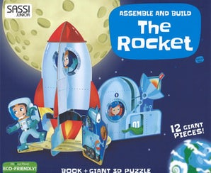 Assemble and Build: The Rocket