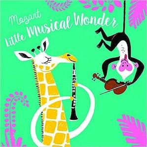 Mozart, Little Musical Wonder