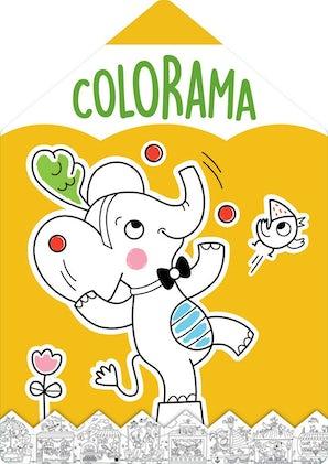Colorama: Train