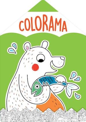 Colorama: Wild Animals