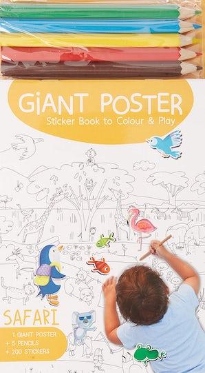 Giant Poster: Safari