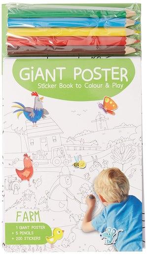 Giant Poster: Farm