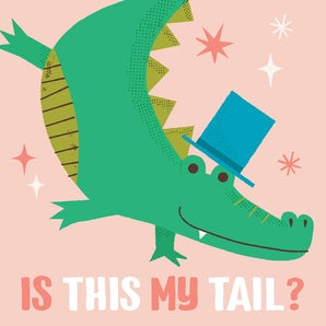 Is this My Tail: Crocodile